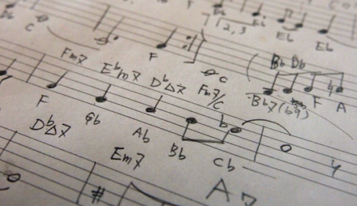 指板上の音名を覚えるために【ジャズギター練習】