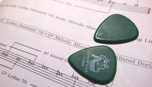 ギター練習のPDCAサイクル